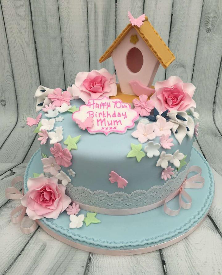 Birthday Cake for Mum