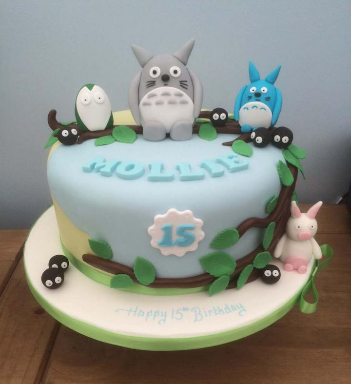 15th Birthday Cake